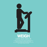 Weigh Graphic Symbol Stock Photos