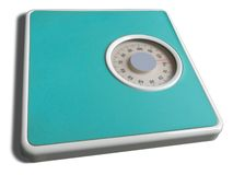 Weigh-scale Royalty Free Stock Photo