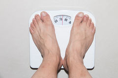 Weighed Stock Photo