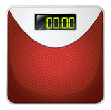 A weighing device Stock Image