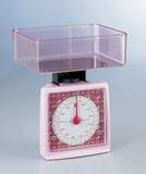 Weighing machine Stock Photo