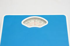 Weighing machine Royalty Free Stock Image