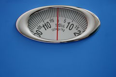 Weighing-machine Royalty Free Stock Image