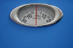 Weighing-machine Royalty Free Stock Image