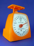 Weighing machine Royalty Free Stock Photography