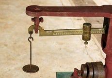 Weighing machine Royalty Free Stock Photos