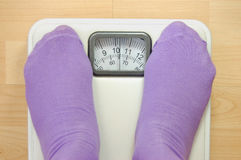 Weighing scales stock images