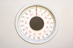 Weighing scales. Stock Images