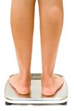 Weighing Scales Isolated Stock Photography