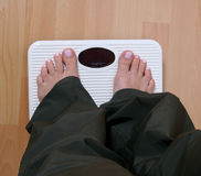 Weight Royalty Free Stock Photography
