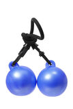 Weight Balls Royalty Free Stock Image