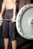 Weight Bar Royalty Free Stock Photography