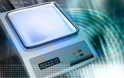 Weight gauge Stock Photos