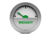 Weight gauge Stock Photos