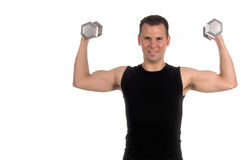 Weight Lifter Stock Images