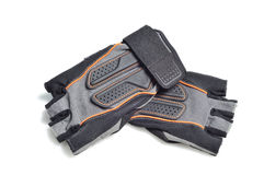 Weight lifting gloves Stock Image