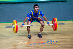 Weight Lifting Stock Images