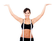 Weight loss Stock Photography