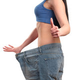 Weight loss Stock Photos