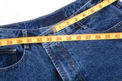 Weight loss Royalty Free Stock Image