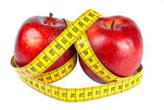 Weight loss concept Stock Image