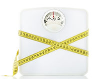 Weight loss concept Royalty Free Stock Photography