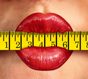 Weight Loss Concept Royalty Free Stock Photos