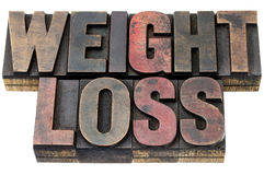 Weight loss in wood type Stock Photos