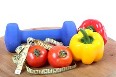 Weight management Stock Image