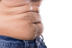 Weight problems Stock Photo
