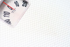 Weight scale. This is a weight scale Stock Photography