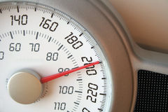 Weight Scale 200 Royalty Free Stock Photography
