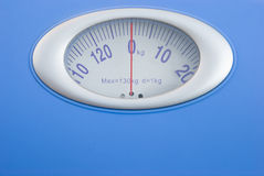 Weight scale stock photo