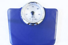 Weight scale Stock Photos