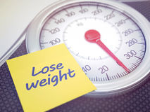 Weight Scale Lose Weight Stock Photos