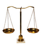 Weight Scales royalty free stock photos
