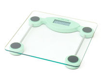 Weight scaling tool isolated  Royalty Free Stock Photography