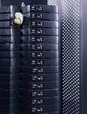 Weight Stack close up Royalty Free Stock Photography