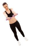 Weight Training Stock Photos