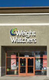 Weight Waters Exterior and Sign Royalty Free Stock Photography