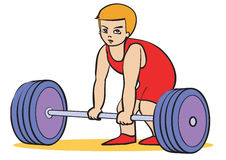 Weightlifter Stock Photos