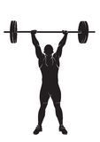 Weightlifter Stock Image