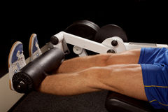 Weightlifting Royalty Free Stock Images