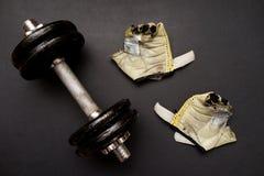 Weightlifting Στοκ Φωτογραφίες