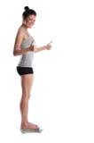 Weightloss Achievement. Stock Photography