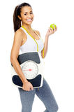 Weightloss concept Stock Photo