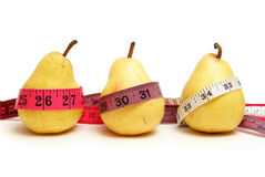 Weightloss Stages Royalty Free Stock Images
