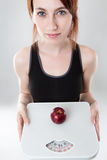 Weightloss Royalty Free Stock Image