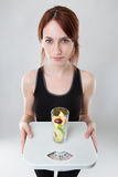 Weightloss Royalty Free Stock Photos