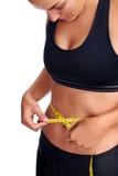 Weightloss woman Stock Photos